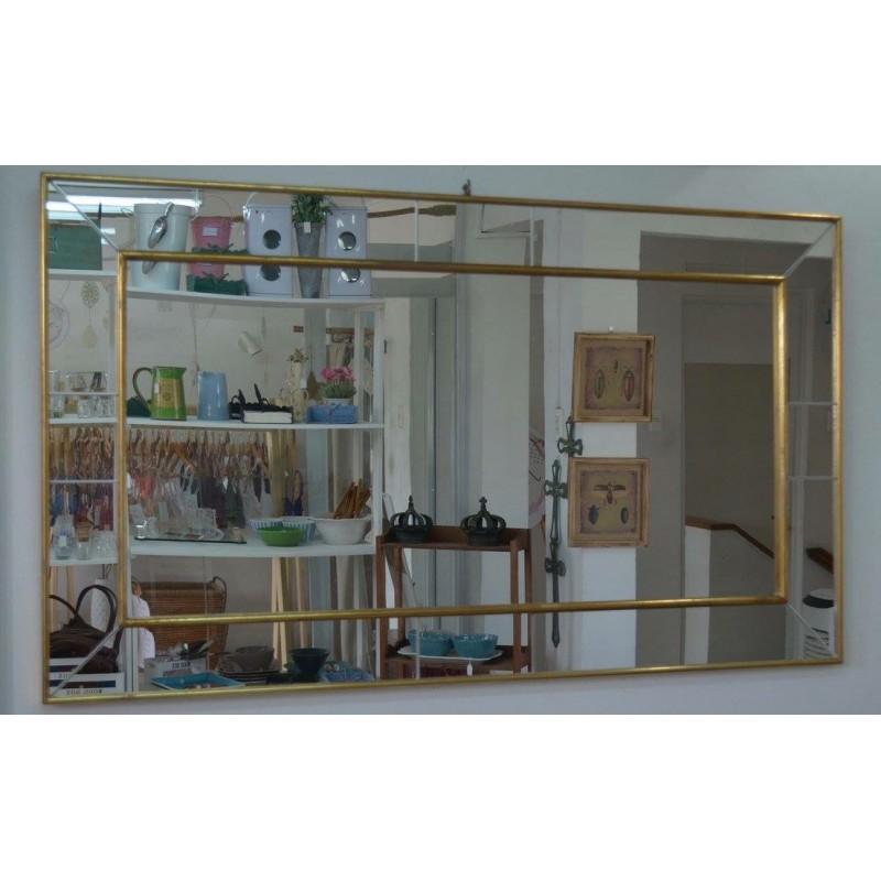 Espejo marco espejo awesome marco espejo dormitorio for Espejo marco espejo