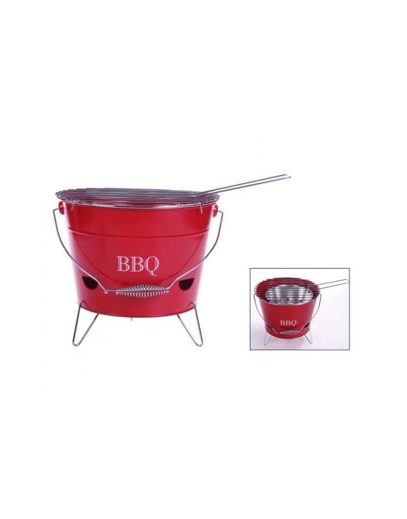 Parrilla BBQ Roja