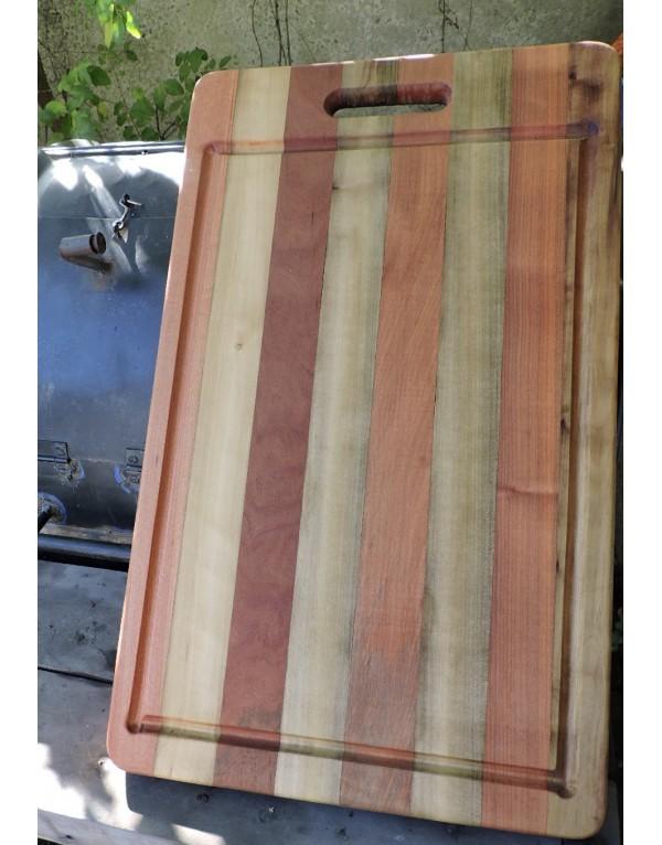Tablas de asado artesanales desde $16.000